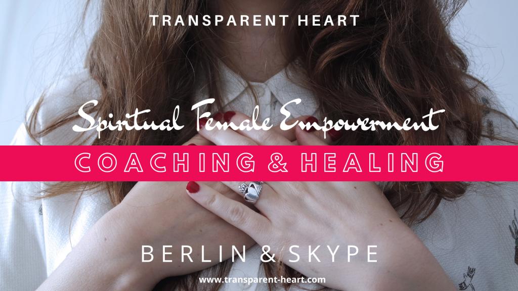 Spiritual Female Empowerment - Coaching & Therapie